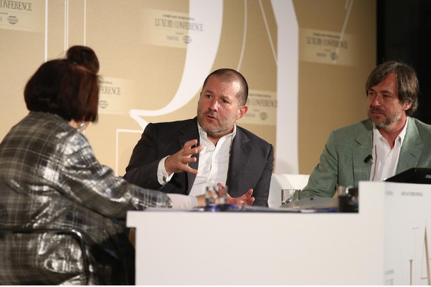 Jonathan Ive Marc Newson (Foto: Getty Images)