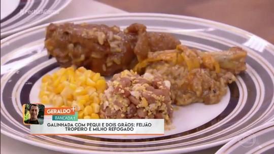 Confira os pratos da estreia do 'Fecha a Conta Comida Mineira'