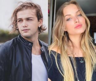 Vincenzo Richy e Giovanna Chaves | Thales Aguiar e reprodução