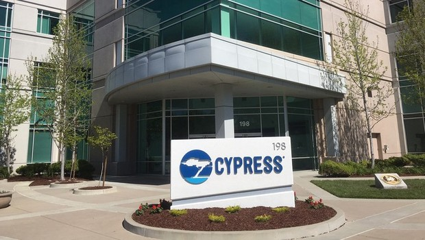 Cypress Semiconductor Corporation (Foto: Divugação)