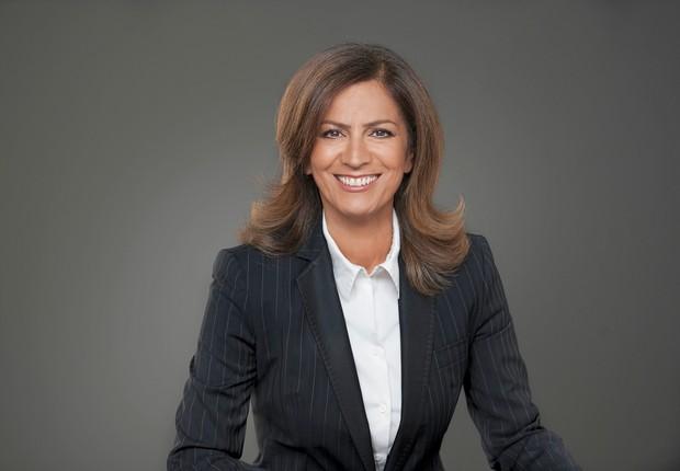 """Kati Najipoor-Schuette, da Egon Zehnder: """"Hoje é muito difícil ser um CEO"""" (Foto: Divulgação)"""