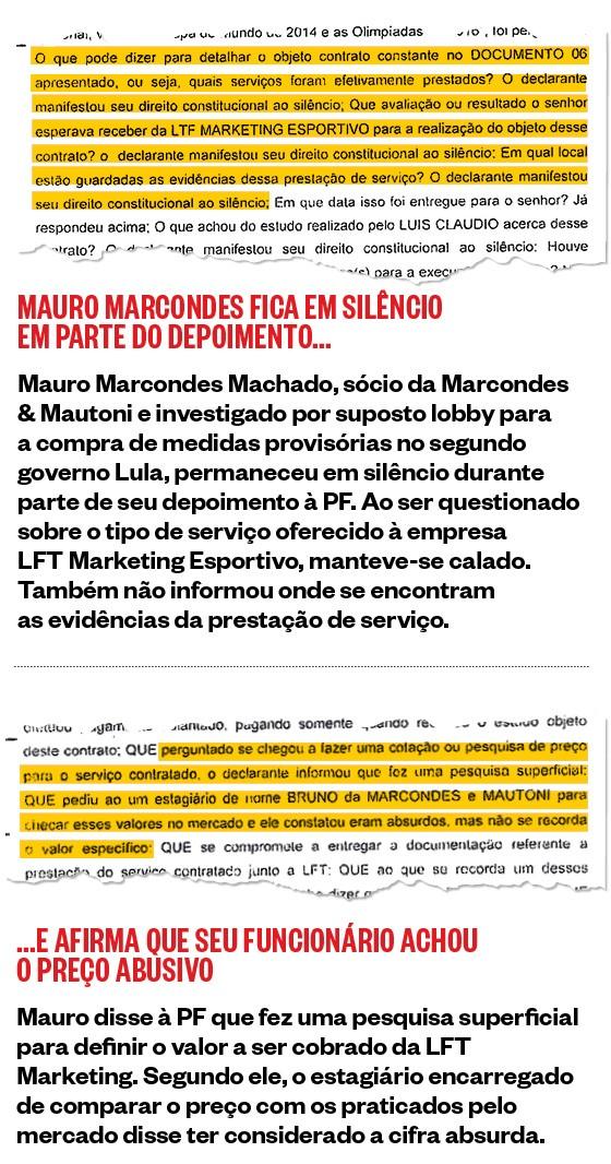Documentos sobre Mauro Marcondes Machado  (Foto: Reprodução)
