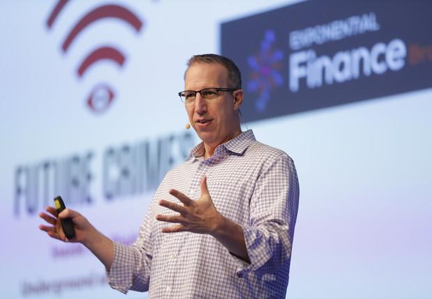 Marc Goodman, responsável pelo departamento de Política, Lei e Ética da Singularity University (Foto: Divulgação)