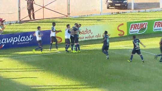 Emerson Cris destaca atuação coletiva em vitória de virada da Chape