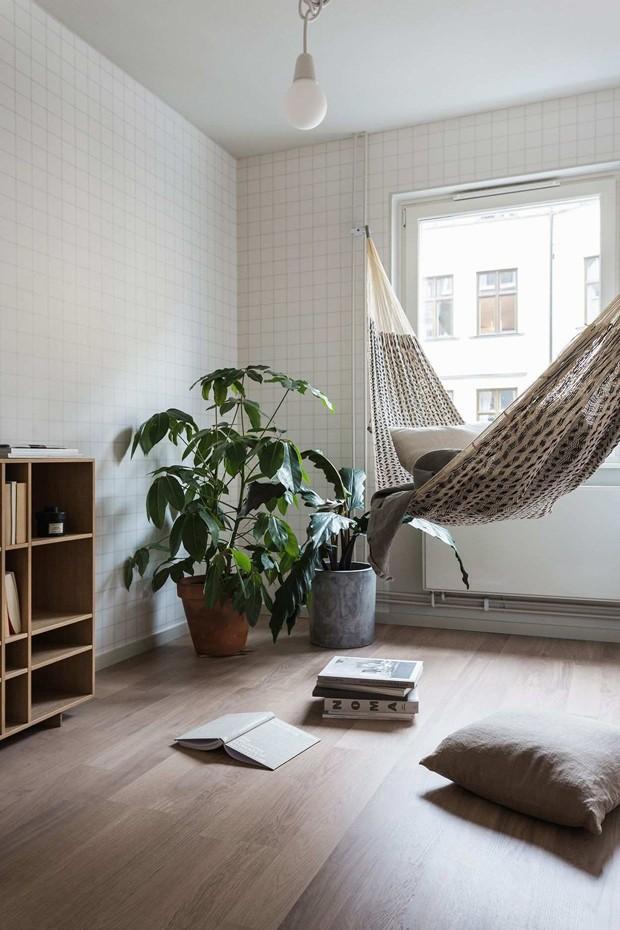 Decoração com rede: 10 jeitos de usar dentro de casa (Foto: Reprodução)