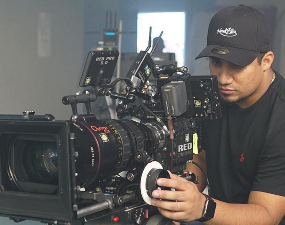 Kondzilla, diretor de clipes de funk (Foto: Divulgação / Instagram do diretor)