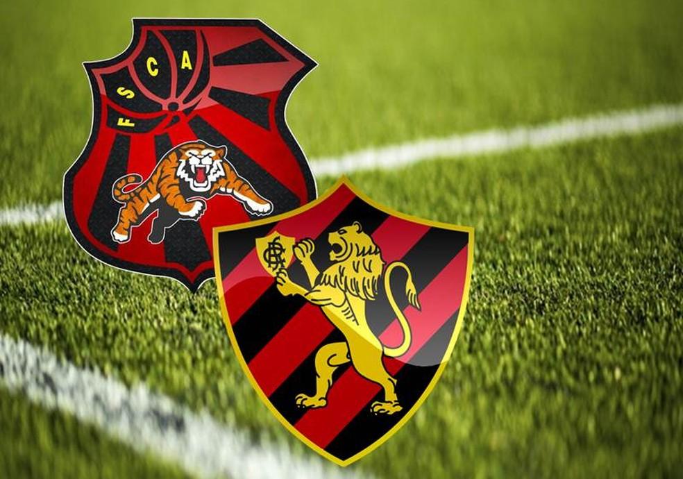 Flamengo de Arcoverde x Sport será no Áureo Bradley (Foto: GloboEsporte.com)