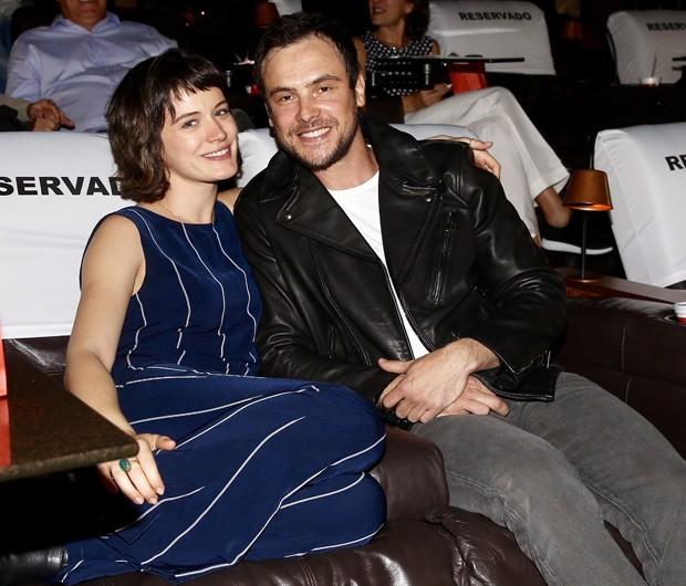 Bianca Bin e Sérgio Guizé (Foto: Manuela Scarpa/Brazil News)