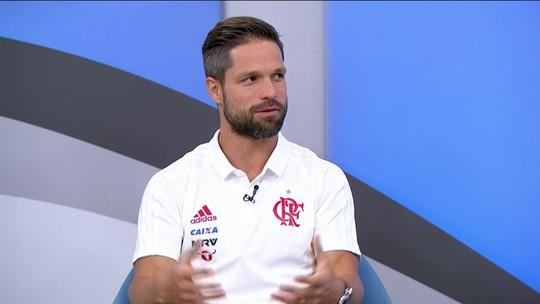 """Diego sobre defender Seleção: """"Extremamente prazeroso"""""""