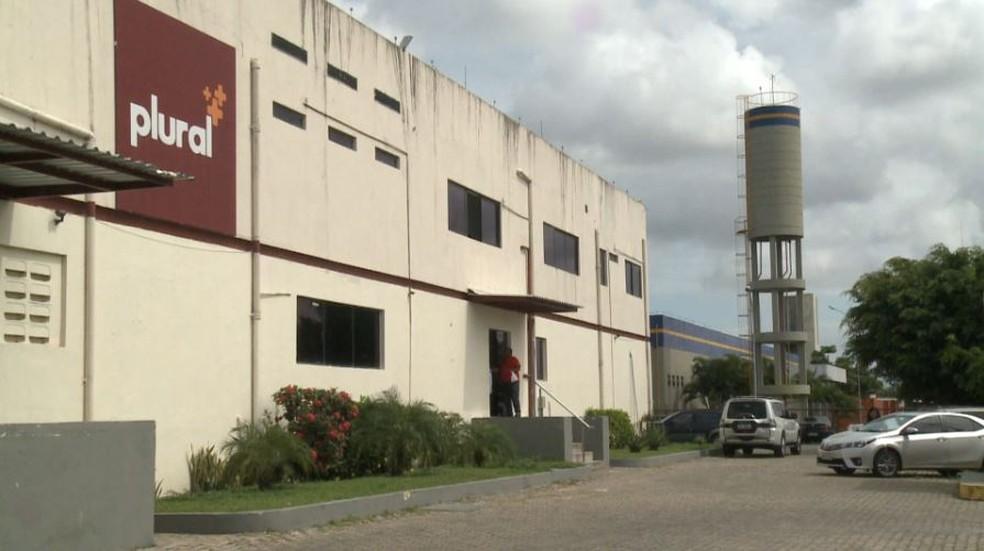 Casa de Farinha venceu licitação suspensa pelo Ministério Público — Foto: Reprodução/TV Globo