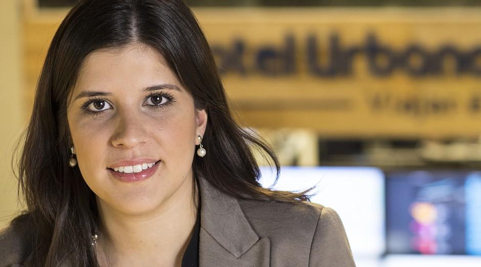 A empreendedora Priscilla Erthal, da Organica (Foto: Luca Atalla)