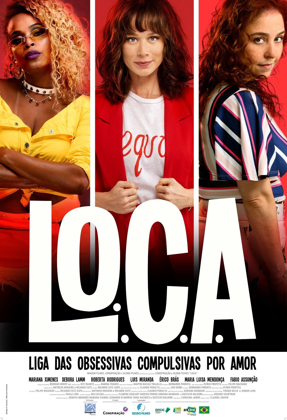 L.O.C.A. - Globo Filmes