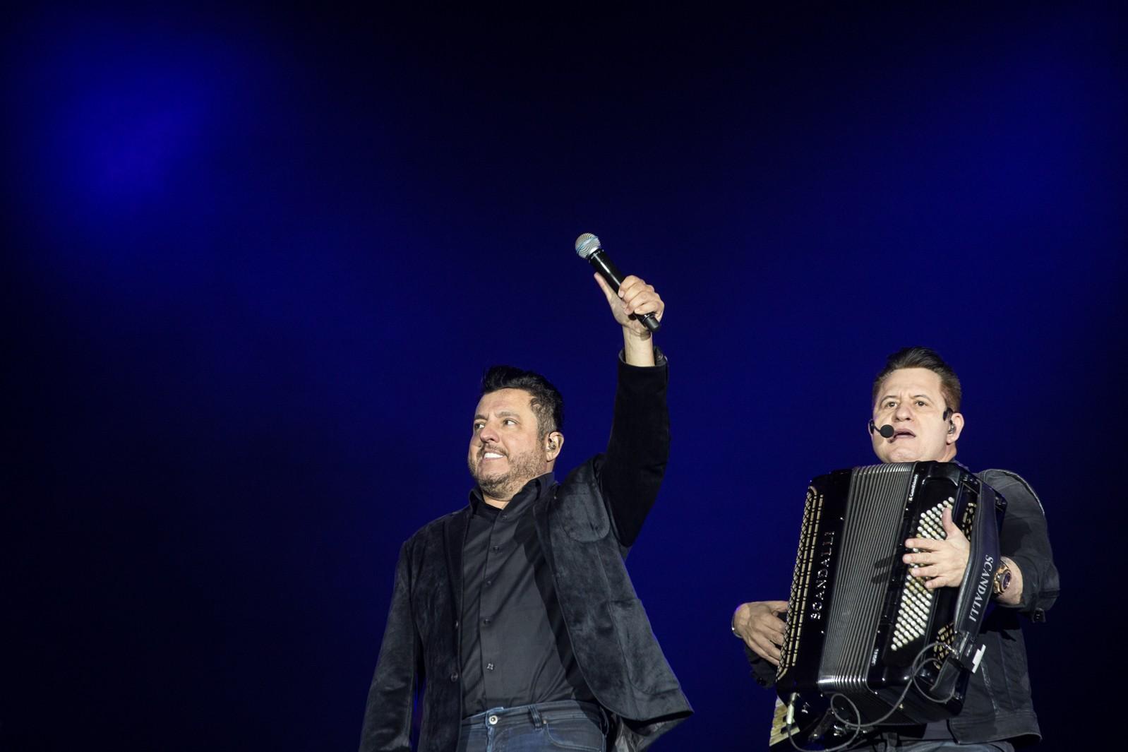 Bruno & Marrone e Roupa Nova se unem para noite de shows em Belém - Noticias