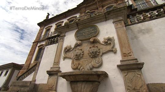 Chafarizes de Ouro Preto são reformados e agora funcionam em datas especiais
