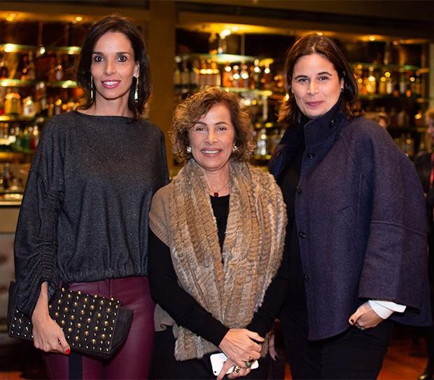 Melissa Oliveira, Eliane Gamal e Renata Kowarick (Foto: Divulgação/ Daniela Ramiro)