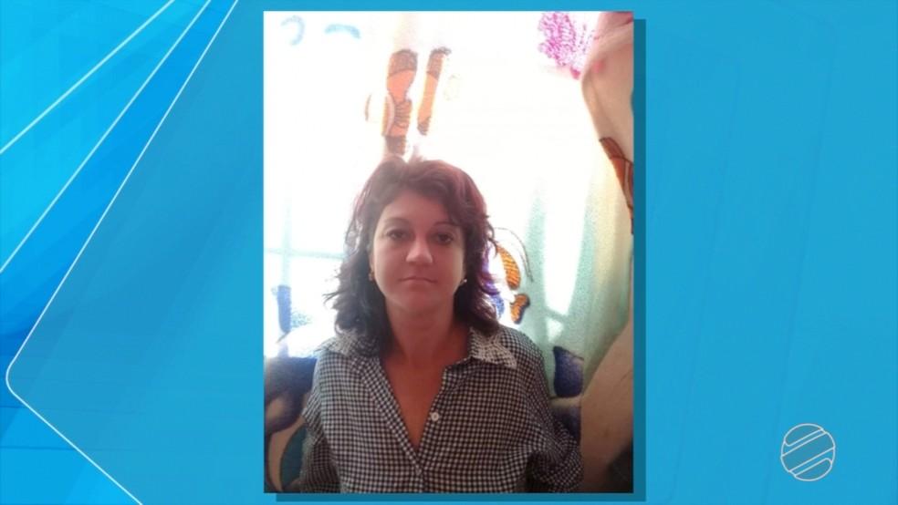 Merendeira foi assassinada na sexta-feira (11) em MS — Foto: TV Morena/Reprodução