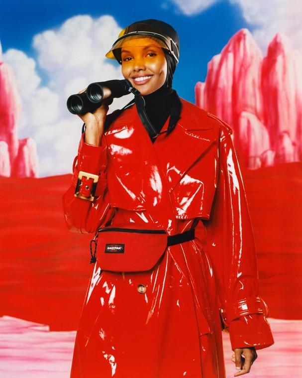 Halima Aden (Foto:   Scandebergs (@scandebergs) / Teen Vogue)