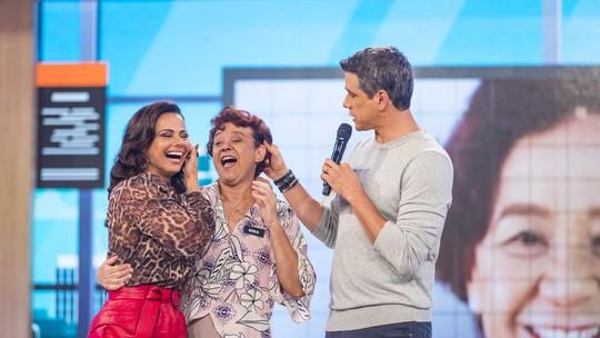Viviane Araujo abre álbum de fotos da família; veja imagens!