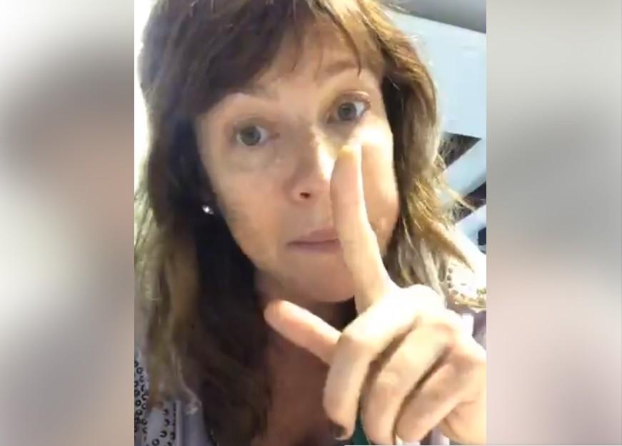 Luana Piovani relembra agressão de Dado Dolabella e critica Carolina Dieckmann (Foto: Reprodução/Facebook)