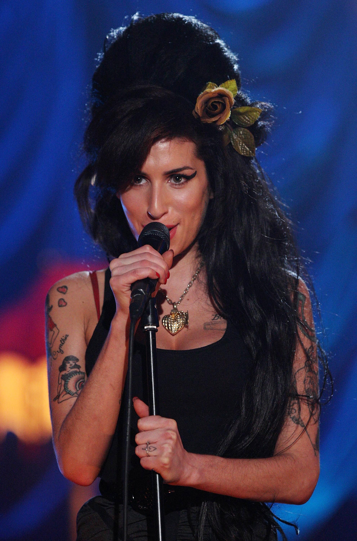 """""""Escrevi um álbum do qual estou muito orgulhosa sobre uma situação muito ruim pela qual passei"""", diz Amy Winehouse  (Foto: Getty Images)"""