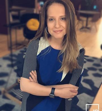 Ligia Zotini, futurista e fundadora do ecossistema digital de educação Voicers (Foto: Reprodução)