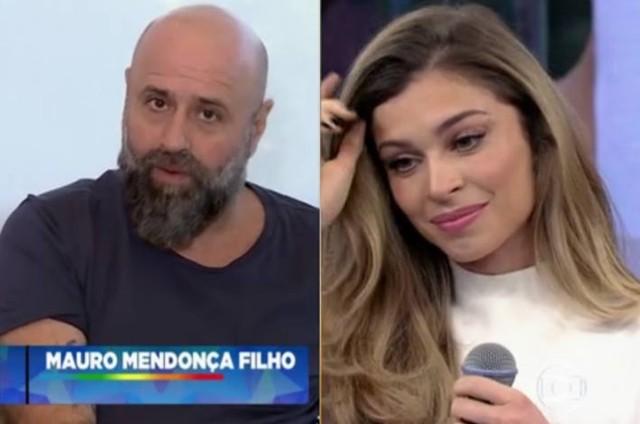 Mauro Mendonça Filho convenceu Grazi Massafera a aceitar o papel de Larissa em 'Verdades secretas' (Foto: Reprodução)