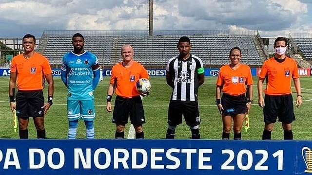 Duelo foi disputado no Estádio Boca do Jacaré, em Taguatinga-DF