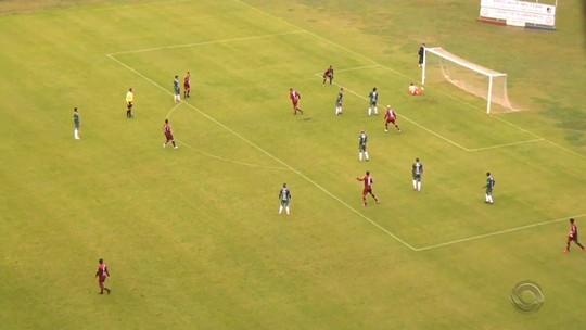 Avenida sofre a terceira derrota na Copa Seu Verardi