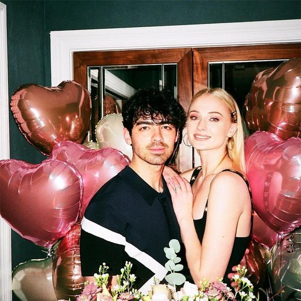 Mansão de Sophie Turner e Joe Jonas: US $ 16,75 milhões (Foto: Reprodução / Instagram)