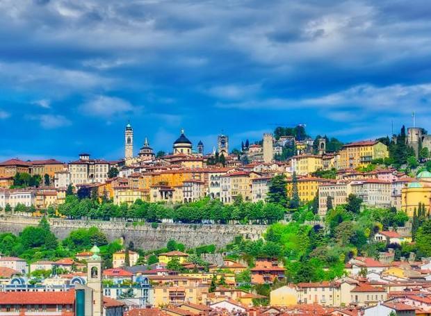 Franciacorta, Itália (Foto: Boscolo/ Reprodução)
