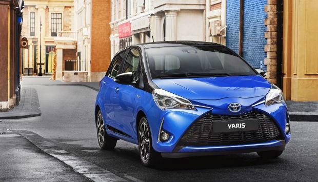 Toyota Yaris europeu (Foto: Divulgação)