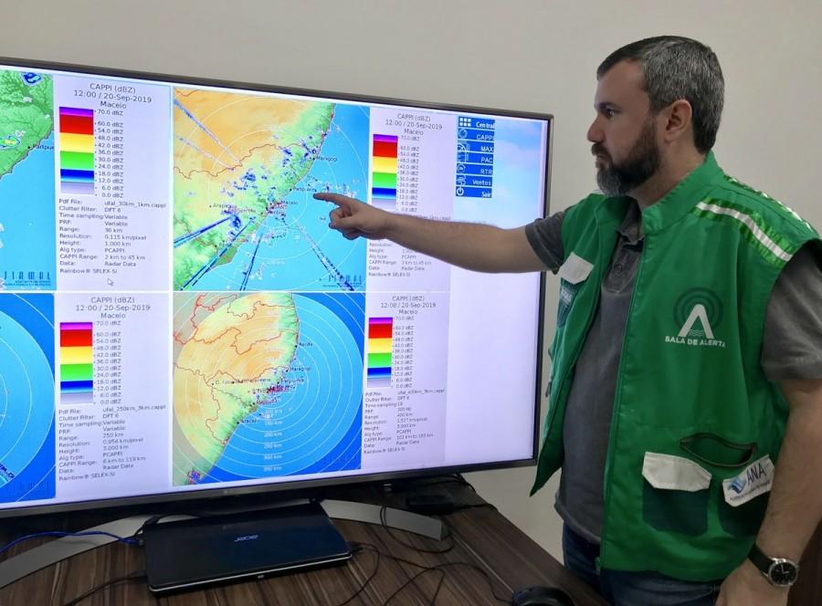 Semarh prevê chuvas acima da média durante a quadra chuvosa em AL