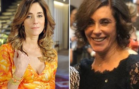 Christiane Torloni interpretou a socialite Tereza Cristina, a antagonista da trama. Entre 2018 e 2019, ela fez 'O tempo não para' TV Globo e reprodução
