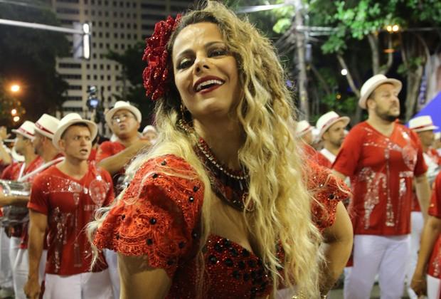 Viviane Araújo (Foto: Agência O Globo)