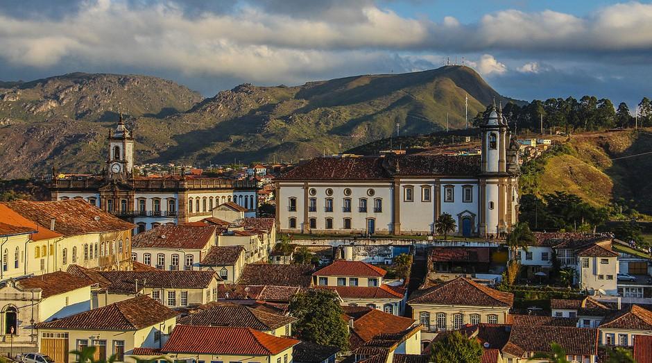 ENEJ 2018 será realizado na cidade de Ouro Preto, Minas Gerais (Foto: Reprodução)