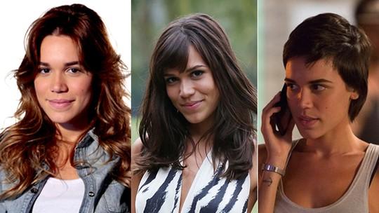 Carla Salle fala do corte de cabelo 'Joãozinho': 'Dá uma sensação de liberdade'