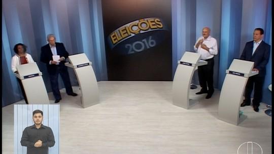 Candidatos a prefeito de Montes Claros participam de debate