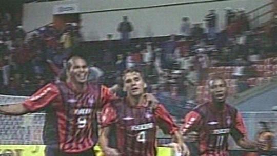 Grávida faria gol? Após goleada do Flamengo, Renato repete frase do Athletico 7x2 Vasco de 2005