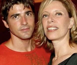 Reynaldo Gianecchini e Marília Gabriela   Reprodução/Instagram