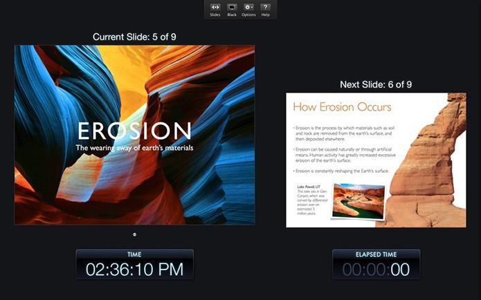 Keynote é solução elegante da Apple para seus dispositivos, com integração ao iCloud (Foto: Reprodução/Mashable) (Foto: Keynote é solução elegante da Apple para seus dispositivos, com integração ao iCloud (Foto: Reprodução/Mashable))