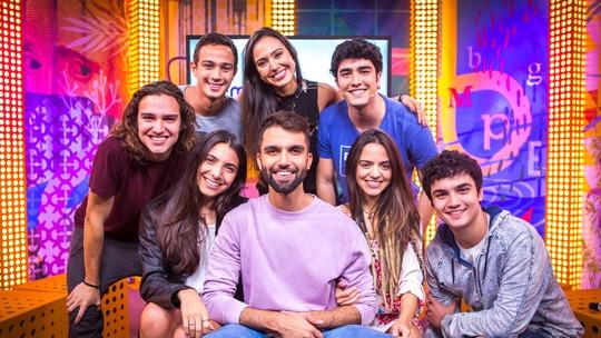 #MalhaçãoAoVivo: Autora dá spoilers, Silva conta adolescência e Pally Siqueira fala sobre #Kamanda