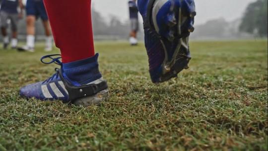 Fluminense é pioneiro em uso de tecnologia acoplada em chuteira no país, em equipe campeã Sub-17