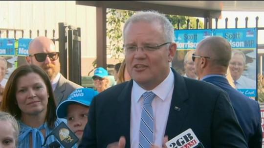 A supreendente estratégia de premiê da Austrália que conseguiu o 'milagre' da reeleição