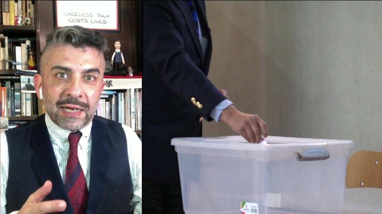 Chile decidirá em plebiscito mudança na Constituição