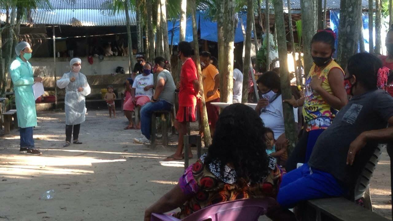 Venezuelanos indígenas da etnia Warao participam de 2ª edição do projeto 'Em busca de um futuro melhor'