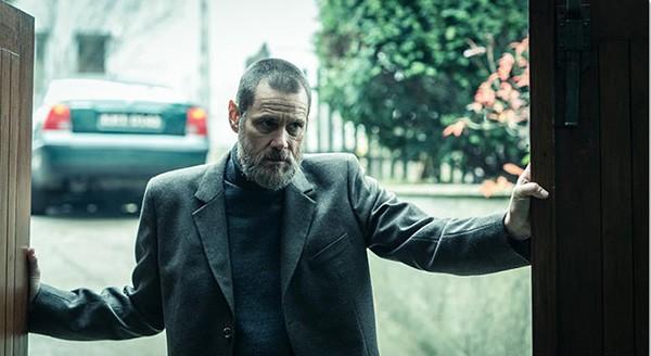 Jim Carrey em 'Dark Crimes' (Foto: Divulgação)