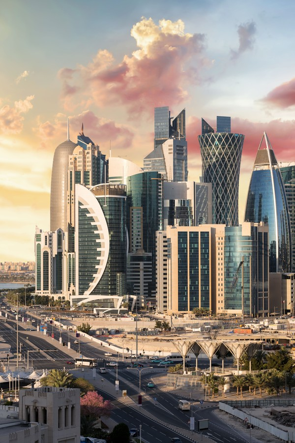 Doha, no Qatar (Foto: Thinkstock)