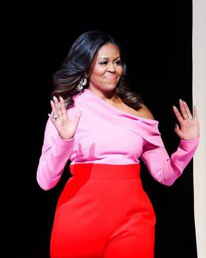 Michelle Obama (Foto: Reprodução/ Instagram)