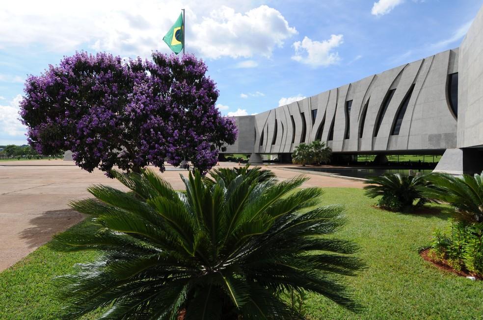 Recurso do deputado Mauro Bragato foi julgado pelo STJ, em Brasília (DF) — Foto: STJ/Divulgação