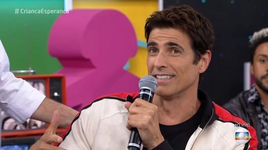 Reynaldo Gianecchini comenta reviravolta de Régis em 'A Dona do Pedaço': 'Nunca quis que ele fosse um vilão das trevas'
